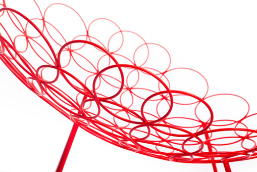 Circle armchair for Cappellini Next